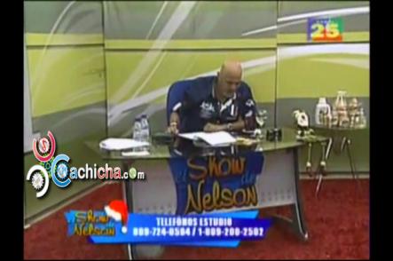 Haitianito Limpia Bota EN #ElShowdeNelson Dice Por Qué Es Dominicano #Video