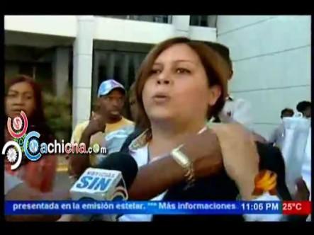 Fiscal Acusada De Recibir Soborno Dice Que Ha Recibido Amenazas De Muerte #NoticiaSIN #Video