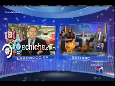 Gordo Molina Le Da Un Boche A Su Presentador #Vídeo