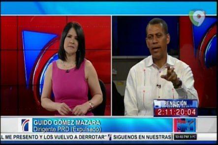 Alicia Ortega Entrevista En Exclusiva A Guido Gómez Mazara