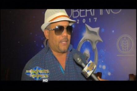 Hector Acosta Habla De Sus Expectativa Tras Tener Cuatro Nominaciones En Premios Soberano