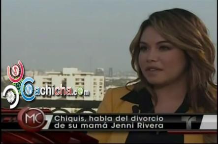 Hija De Jenni Rivera Se Defiende De Acusaciones De Amorío Con El Esposo De Su Madre #Vídeos