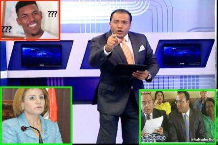 Salvador Holguín Llevado En El Banquillo De Los Acusados Por Lucía Medina, Le Manda Fuego Al Supuesto Responsable Del Conflicto