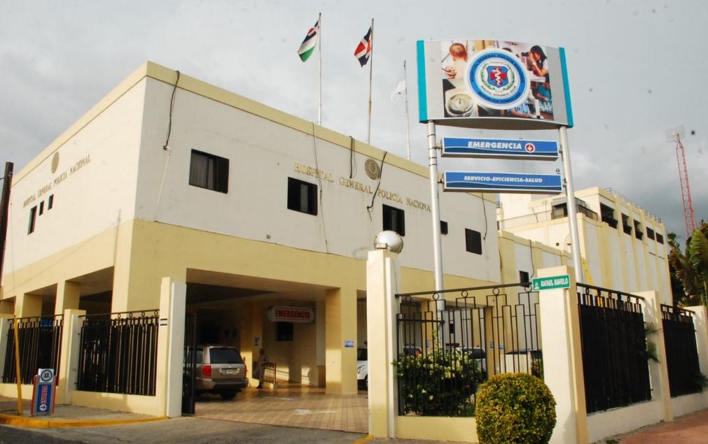 Resultado de imagen para Hospital General de la Policía