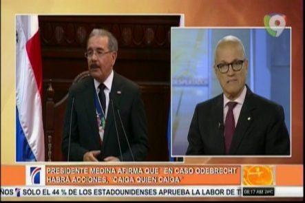Analizando El Discurso Del Presidente Danilo Medina