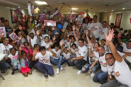 Fundación Carpadc Comienza El 2017 #DandoAlegria