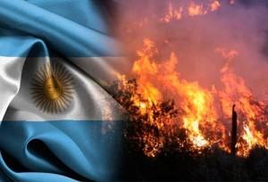 Incendio-argentina