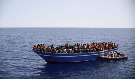 Italia Rescata A 4.500 Náufragos En Las últimas 24 Horas En Aguas De Sicilia