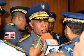 Jefe Policia Nacional