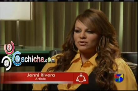 Jenni Rivera Hablando Sobre Sus Padres @jennirivera @ElGordoyLaFlaca
