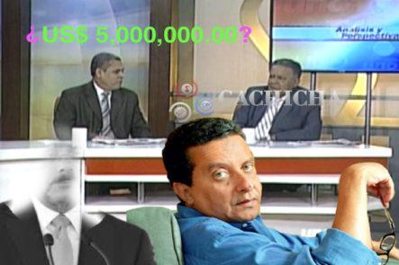 Juan Bolívar Díaz: ¿De Qué Banco De República Dominicana Se Le Hizo 10 Transferencia A Joao Santana De US$ 500 Mil  Dólares En El 2014?
