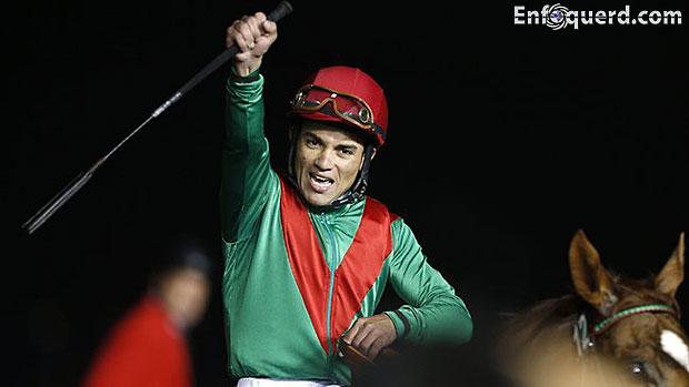 Jockey Dominicano Joel Rosario Gana Premio De Diez Millones De Dólares En Carrera @ Dubai