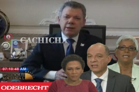 Enfoque Matinal: El Presidente Juan Manuel Santos Pide Excusas A Los Colombianos Por Recibir Dinero De ODEBRECHT