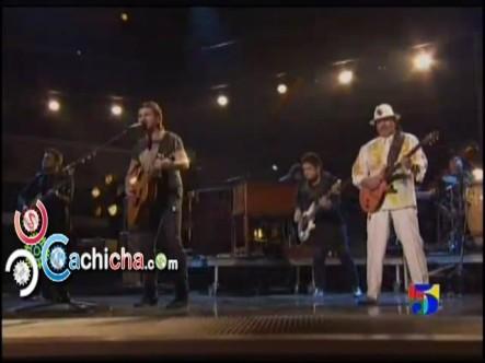 Juanes Y Carlos Santana – Fíjate Bien #Latingrammy 2012 #Vídeo
