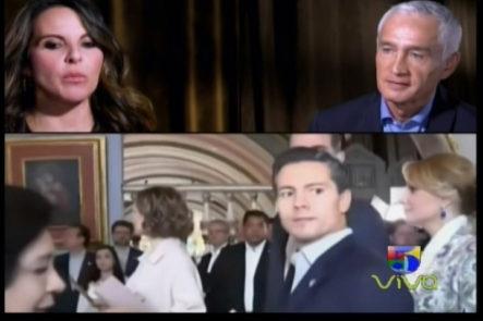 «Al Punto» Con Jorge Ramos: Entrevista A La Ingobernable Kate Del Castillo