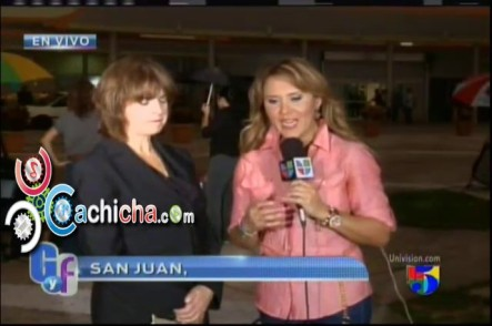 La Abogada De Macho Camacho Dando Declaraciones @ElGordoyLaFlaca #Vídeo