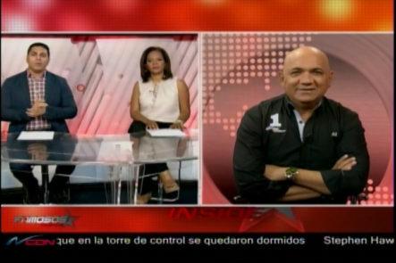 La «Opción De Las 12» Vuelve, Entrevista A Rafael Alduey