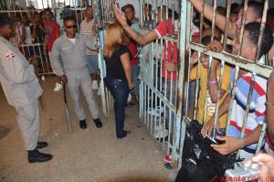 Cárcel de Najayo-recorrido por algunas áreas