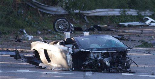 Test Drive Crash