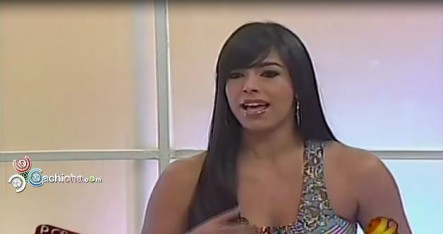 Lizbeth Santos Aclara Los Motivos De Su Salida De Divertido Con Jochy #Video