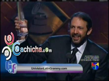 Lo Que No Sabías De Los Latin Grammys #Vídeo