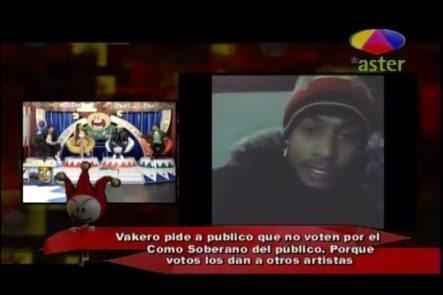 Nelson Javier Entrevista A La Merenguera María Díaz En 'Buena Noche'