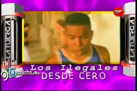 Los Ilegales Desde Cero @Robersanchez01 @LaTuerca23