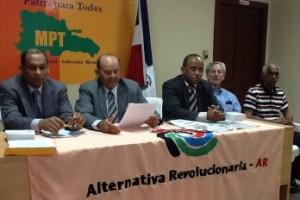 MPT y AR demandan nacionalizar