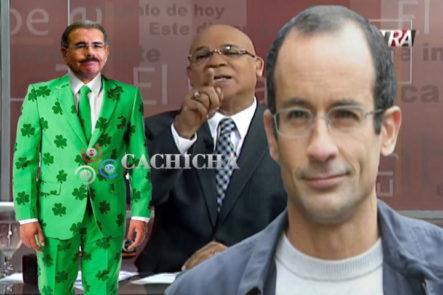 """Marino Zapete: Las Declaraciones De Marcelo ODEBRECHT, """"Preparese Danilo Medina Que Lo Suyo Viene"""""""