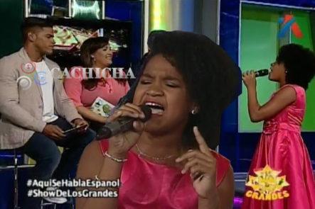 La Niña De 11 Años Que Comenzó A Cantar Y Nadie Podía Creer Que Esa Era Su Voz