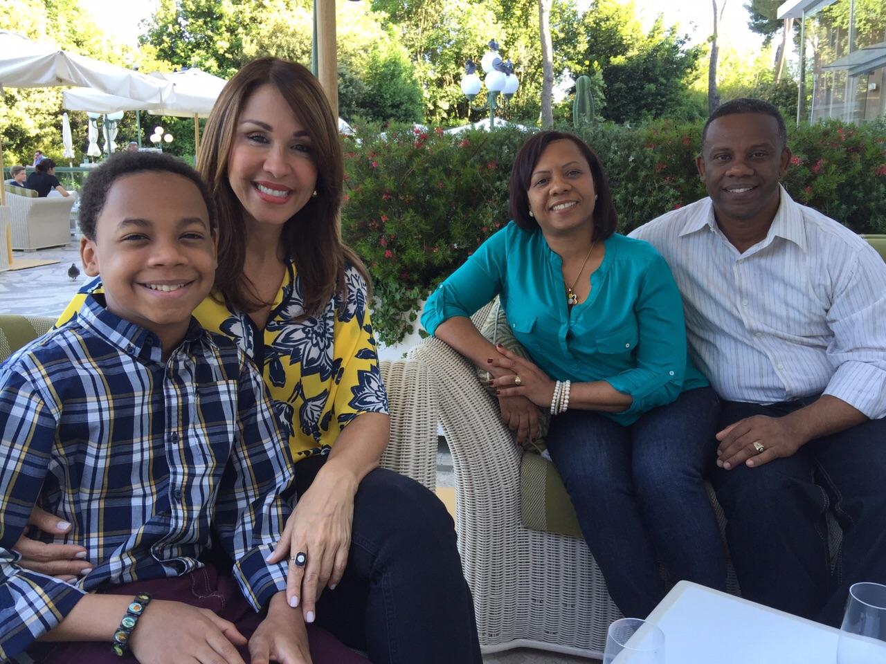 Mariasela y la Familia