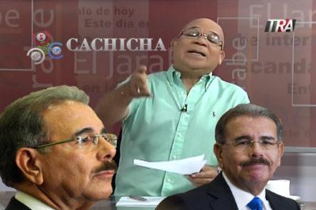 """Marino Zapete: """"Miren Como Se Pone Nervioso El Hombre Cuando Tiene Que Hablar De João Santana"""""""