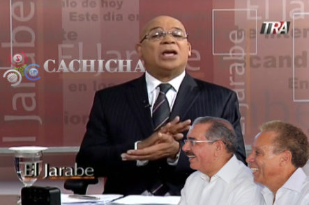 """Marino Zapete No Le Da Tregua Al Presidente Y Sus Funcionarios, Dice Que  """"Danilo Medina Es El Líder De ODEBRECHT"""""""