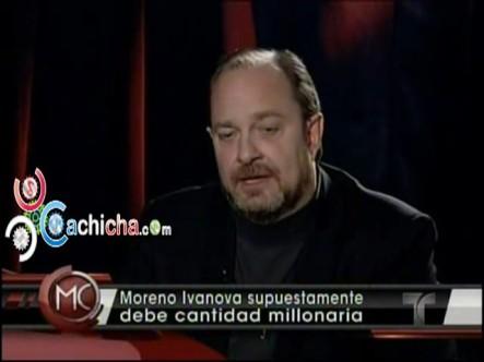 Mario Moreno Ivanova Hijo De Cantinflas Debe Millones Por Caricatura De Su Padre #Vídeo
