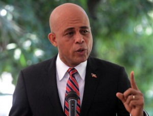 Martelly regresa