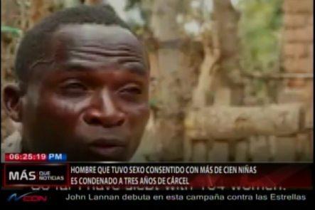 """Hombre Con VIH Que Tuvo Sexo Con Más De 100 Mujeres Es Condenado A Sólo """"Tres Años"""" De Cárcel"""