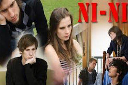 """Según Estudio, Alrededor Del 64% De Los Jóvenes Son """"Nini"""""""