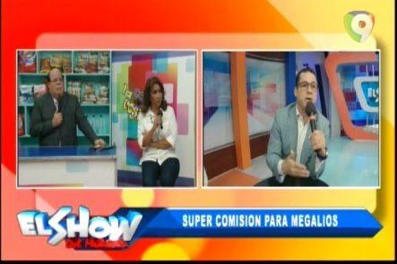 """Abigail Soto: """"Super Comisión Para Mega Líos"""""""