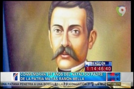 Medina Destacó Las Virtudes Del General Matías Ramón Mella