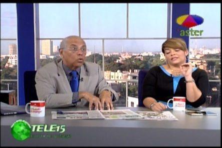 """Periodistas Se Curan Con """"El Mensaje Que Quería Mandar Jhon Percival A Los Dominicanos"""""""