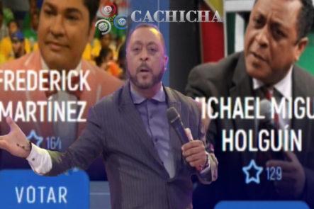 Michael Miguel Se Resiste A Tener Menor Puntuación Que El Pachá  En El Soberano Del Pueblo Y Le Declara La Guerra