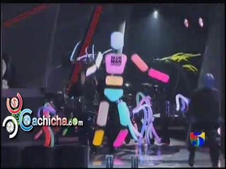 Michel Teló – Ai Se Eu Te Pego #Latingrammy 2012 #Vídeo