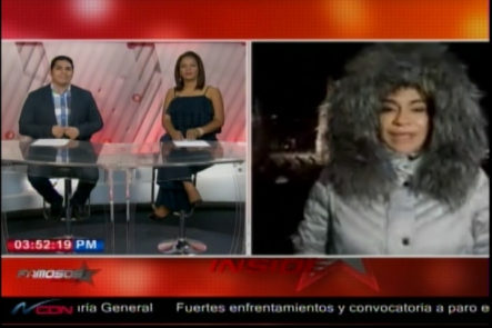 Entrevista En Exclusiva A Miriam Cruz, Realiza Exitosa Gira Con Presentaciones Por Varias Ciudades De Europa