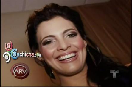 Miss RD Dulcita Lieggi Ready Para Traer La Corona Del Miss Universo #Vídeo @DulciLieggi
