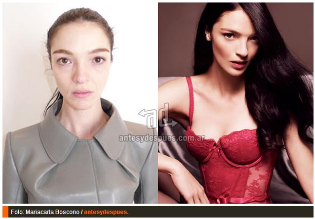 Modelo Sin Maquillaje13