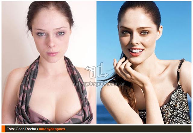 Modelo Sin Maquillaje7