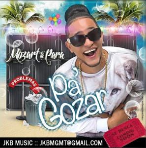 Mozart La Para - Pa Gozar cover