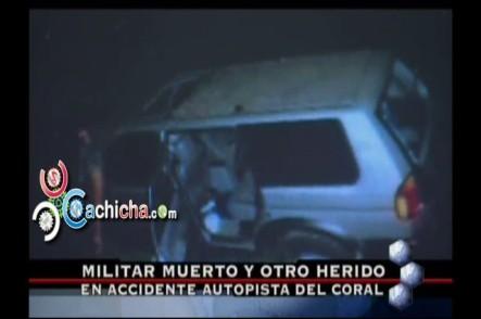 Muere Seguridad De La Vice-Presidenta Margarita Cedeño De Fernández #Videos