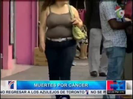 30% De Muertes Por Cáncer Se Podrían Evitar Si Se Tienen Hábitos Saludables #Video