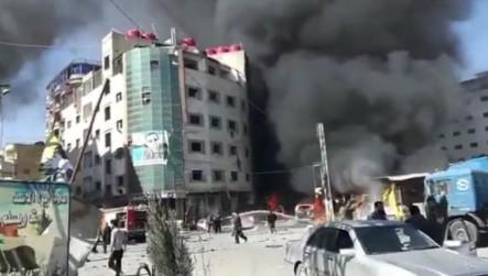 Al Menos 45 Muertos En Varias Explosiones En Zona Chií Al Sureste De Damasco